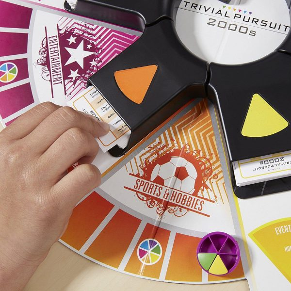 Hasbro Trivial Pursuit 2000's Edition Game