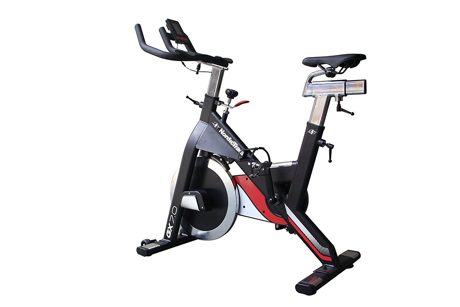 New nordictrack gx indoor bike black fitness