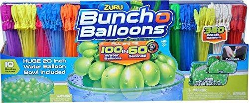 ZURU Bunch O Balloons 350 Water Balloon Mega Pack