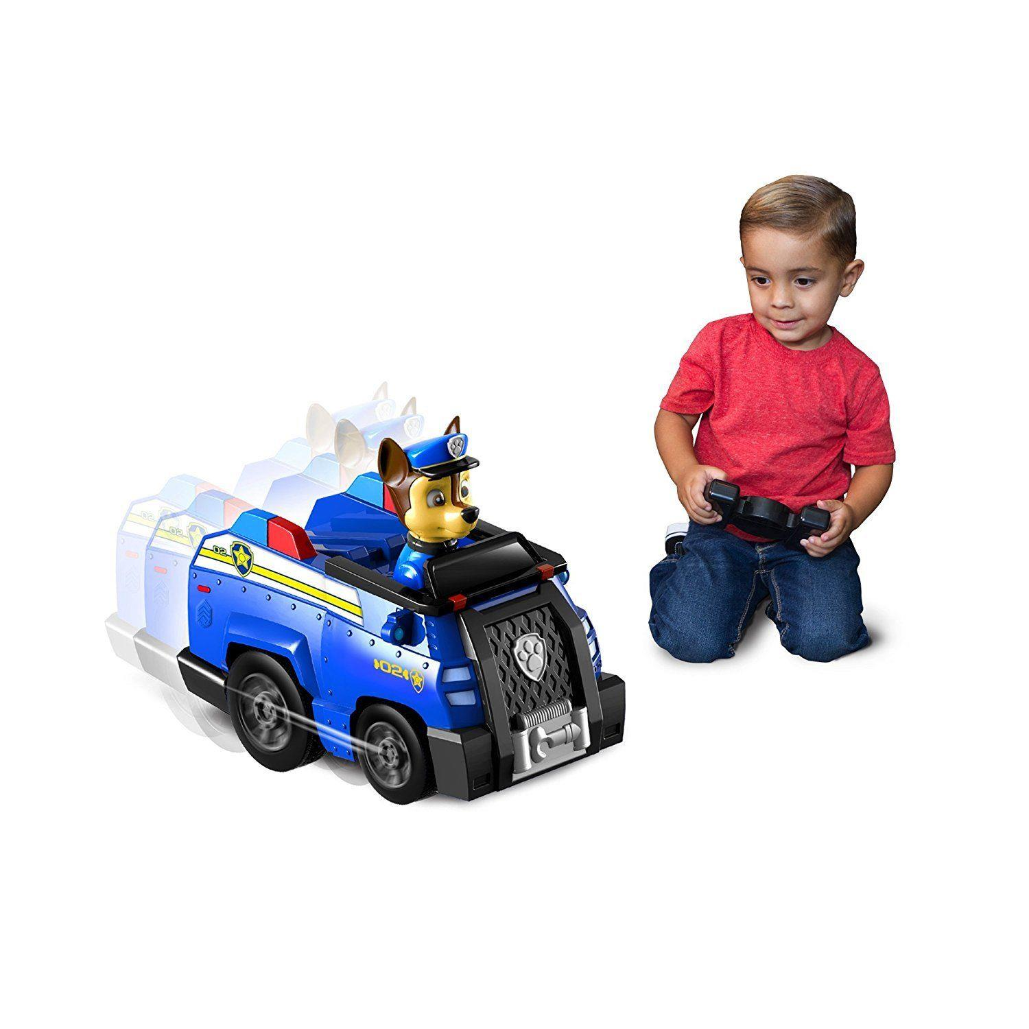 Paw Patrol Remote Control Rescue Racer 140 Chase 3 Years Rc Toy Car Rz Homestore