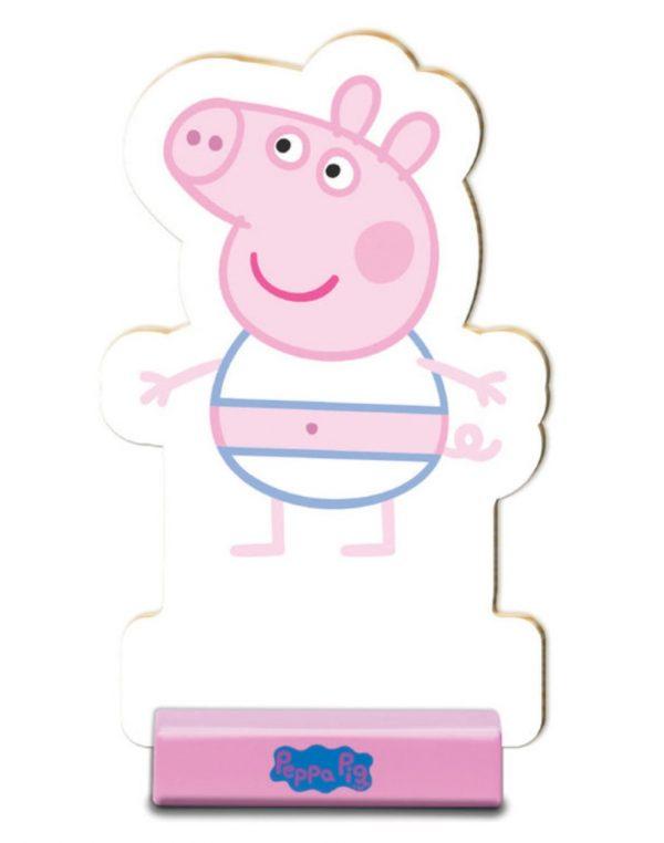 Peppa Pig 63 Pieces Children's 3-in-1 Wooden Activity Set