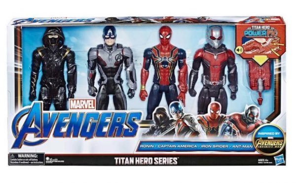 Marvel Avengers Titan Hero Series Pack With Power FX