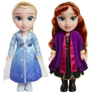 Disney Frozen II -Anna & Elsa Adventure Dolls - Frozen 2