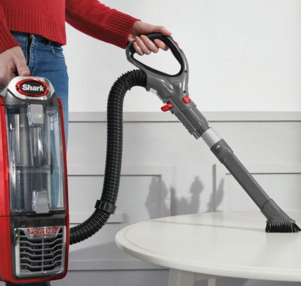 Shark DuoClean Powered Lift Away Upright Vacuum Cleaner NV801UKCO