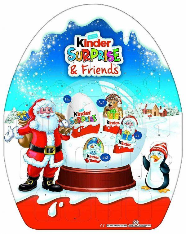 Kinder Advent Calendar, 431 g