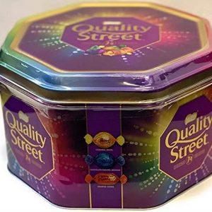 Nestle Quality Street Tin, 2 kg