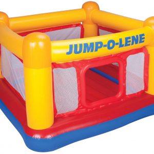 Intex 48260NP Jump-O-Lene Playhouse Bouncer #48260, Nylon/A