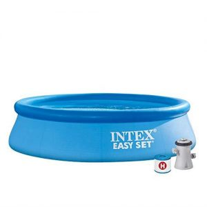 10ft x 30in Easy Set Pool with Filter Pump #56922