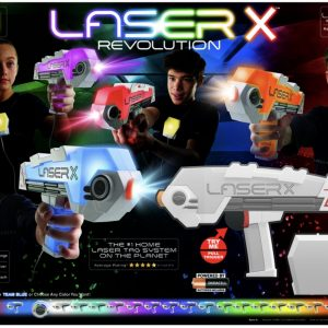 Laser X Revolution 4 Blaster Laser Toy Game