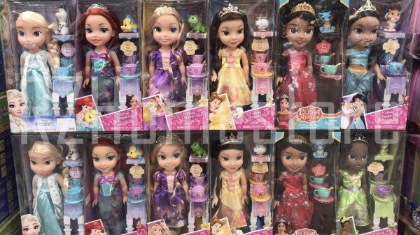 Disney Princess Tea Time Toddler Doll