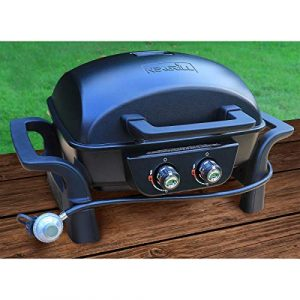 Nexgrill 2 Burner Aluminium Table Top Gas Barbecue